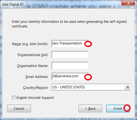 how to create an electronic signature in adobe reader xi